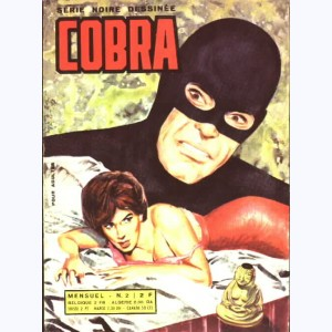 Cobra : n° 2, Le secret du Bouddha