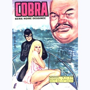 Cobra : n° 4, L'impossible hold-up