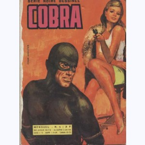 Cobra : n° 5, Une vengeance implacable