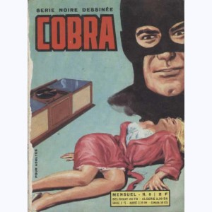 Cobra : n° 8, Le secret du disque