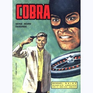 Cobra : n° 9, Le grand risque
