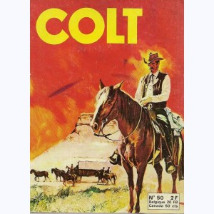 Colt : n° 50, Les diamants de Charring Hills