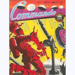 Commando : n° 5, Faucon rampant