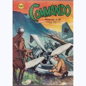 Commando : n° 30, As consigné