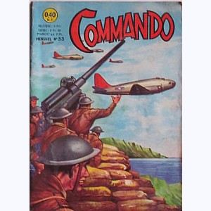Commando : n° 33, La fin de Lady Luck !