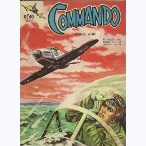 Commando : n° 41, L'as des as