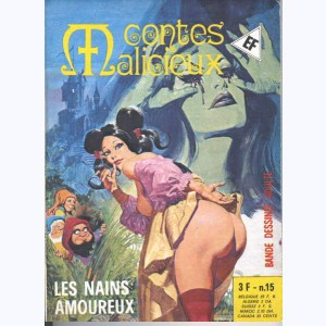 Contes Malicieux : n° 15, Les nains amoureux