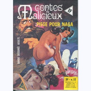 Contes Malicieux : n° 22, Piège pour Naga