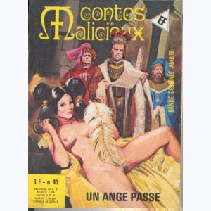 Contes Malicieux : n° 41, Un ange passe