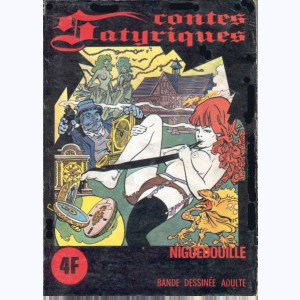 Contes Satyriques : n° 4, Niguedouille
