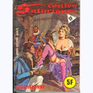 Contes Satyriques : n° 41, Cendrillonne