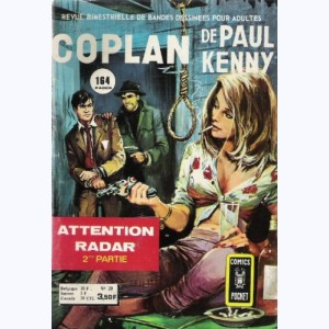 Coplan : n° 20, Attention radar 2/2