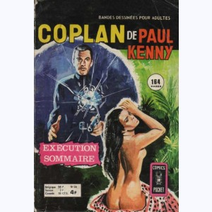 Coplan : n° 24, Exécution sommaire 2/2