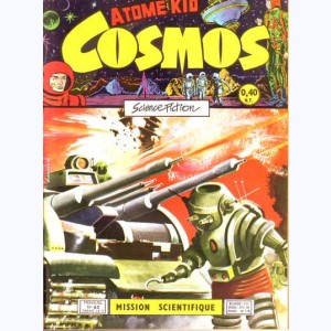 Cosmos : n° 42, Ray Comet : Mission scientifique