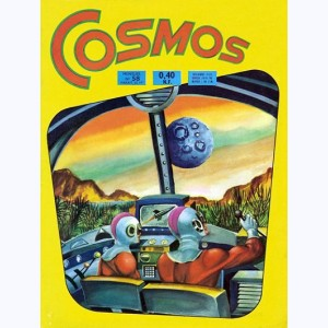 Cosmos : n° 58, Atome Kid : Le message du cosmos
