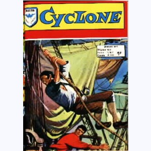 Cyclone : n° 9, HS : La percée du blocus