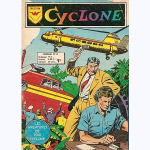 Cyclone : n° 18, Atterrissage de fortune