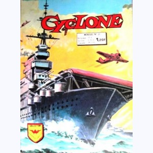 Cyclone : n° 31, Sabotages au Japon