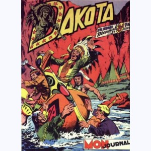 Dakota : n° 21, Tony Sheriff : Danger de mort