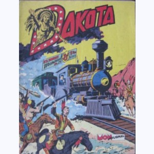 "Dakota : n° 26, Tony Sheriff : ""L'attaque du train"""