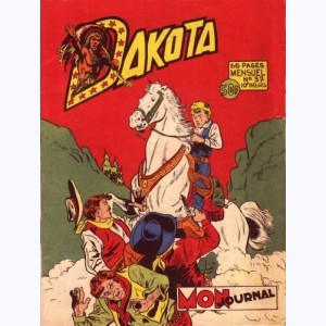 "Dakota : n° 37, Barry la foudre : ""Election du shériff"""
