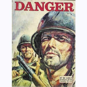 Danger : n° 50, Journal de guerre