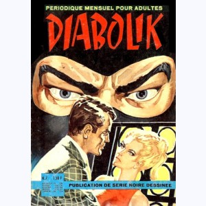 Diabolik : n° 7, Hold-up au casino