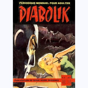 Diabolik : n° 13, La mine de diamants