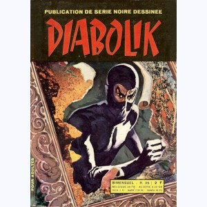 Diabolik : n° 35, Hold-up au musée