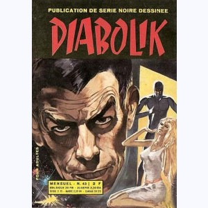 Diabolik : n° 43, La capture du super-criminel