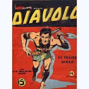 Diavolo : n° 1, Le diable rouge