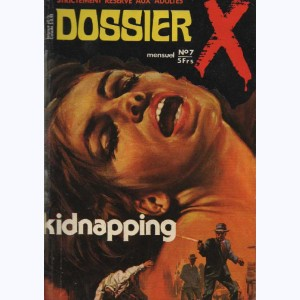Dossier X : n° 7, Kidnapping