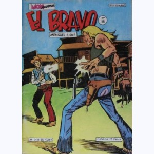 El Bravo : n° 35, L'imparable plan de Nick-le-rouge