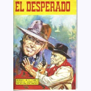 El Desperado : n° 5, L'or maudit