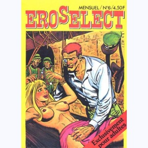 Eroselect : n° 6, Solange : Messager sur le front