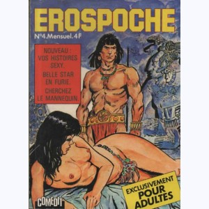 Erospoche : n° 4, Belle Star : Le train des mineurs