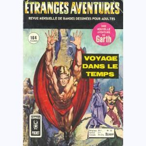 Etranges aventures n 35 garth voyage dans le temps sur www bd - Anastasia voyage dans le temps ...