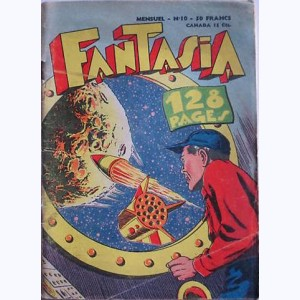 Fantasia : n° 10, Black BOY : Région interdite 1