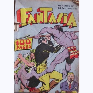 Fantasia : n° 19, Black BOY : Le gang des secrets atomiques 1