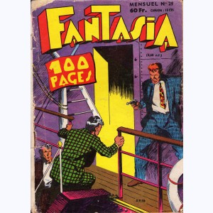 Fantasia : n° 29, Black BOY : Faux-monnayeurs 1