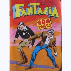 Fantasia : n° 37, Black BOY : La course contre la mort 2