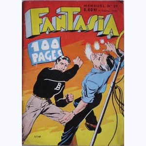 Fantasia : n° 39, Black BOY : La course contre la mort 4