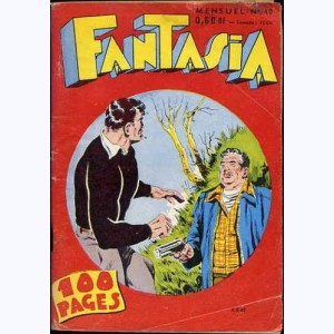 Fantasia : n° 40, Black BOY : La course contre la mort 5