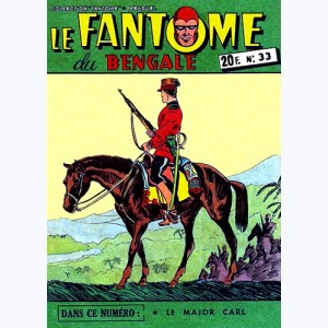 Le Fantôme du Bengale : n° 33, Le Major Carl