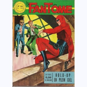 Le Fantôme : n° 46, Hold-Up en plein ciel