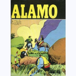 Alamo : n° 7, L'enterrement de KING