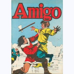 Amigo : n° 10, La vague