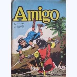 Amigo : n° 36, Contre les Normands