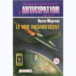 Anticipation : n° 18, Le vide incandescent