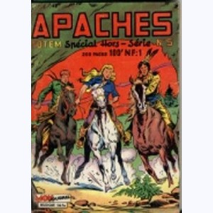 Apaches : n° 5, Bill Falco